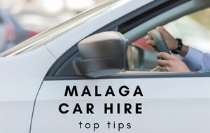 car hire in malaga tips
